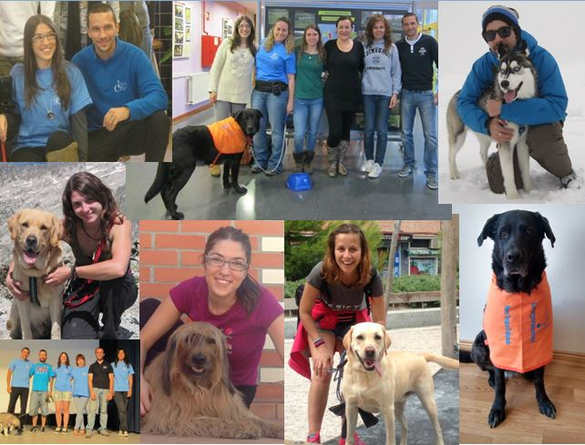 Fotos reunión voluntarios 25/5/2011